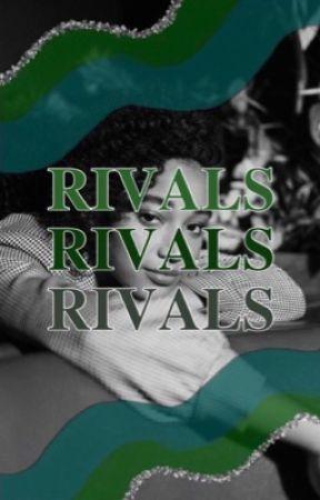 RIVALS ─ G. WEASLEY by CRACKERJACK-