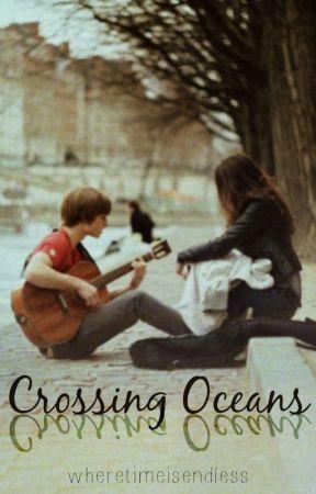Crossing Oceans by wheretimeisendless