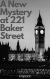 A New Mystery at 221 Baker Street cover