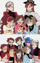 Gravity Falls Ship And Au Pictures  by Mudblood_Majesties