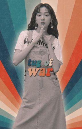 tug of war ; hwang hyunjin by BODALINO