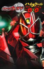 The Hopeful Mage of Devils (Kamen Rider Wizard (Male Reader) X High School DxD) by KamenRiderHazard