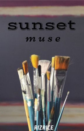 Sunset Muse by RizRice