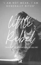 Little Rebel  by Jen_king