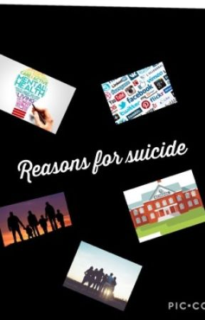 Is social media the reason for all suicides?  by poppyacollins