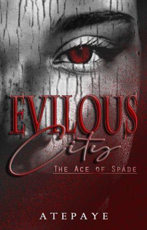Evilous City by SIGMA_Paye