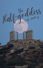 The half-goddess by IliesGiorgia