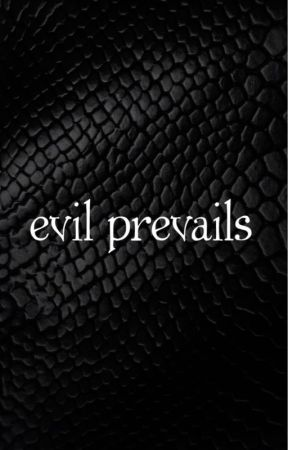 evil prevails (eng) by markmrakovich