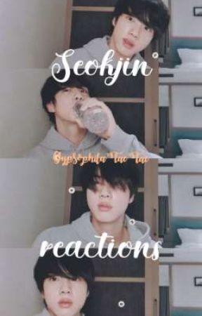 jin reactions by TooSavageForYou