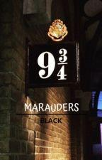 Marauders l Black by aysushisi