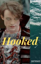 Hooked || Harry Hook x oc by cactusass