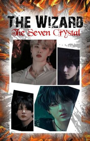 The Wizard : The Seven Crystal || Minyoon by Occi_Tamaya