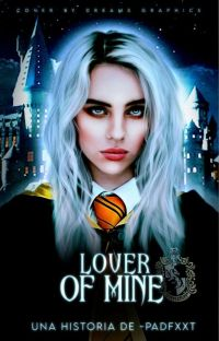 LOVER OF MINE ━━ harry potter cover