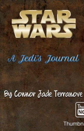 Star Wars: A Jedi's Journal by jedi_avenger727