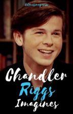 Chandler Riggs Imagines by lilmissmeganxo