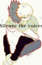 Silence the voices!!  (kiribaku) by _arson_boom