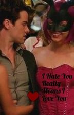 Freya and Lucien- I Hate You Really Means I Love You by TVDfaN9955