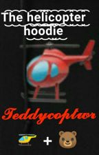 The Helocpoter Hoddie Tonick by 3ambuz