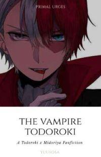 The Vampire Todoroki [Todoroki x Midoriya] cover
