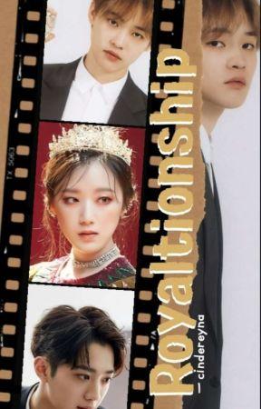 Royaltionship  by cindereyna