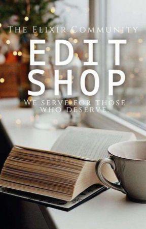 Edit Shop | TEC  by TheElixirCommunity