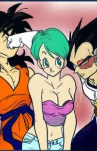 Bulma e Vegeta (Love story)  cover