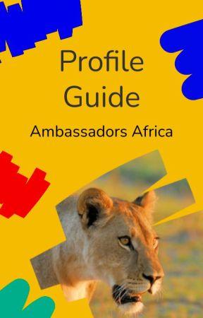 Profile Guide by ambassadorsAF