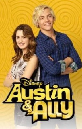 Austin and ally  by BrianaParsons3