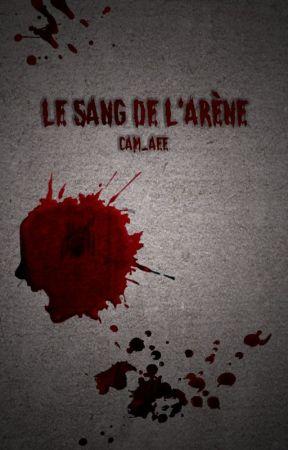 Le sang de l'arène  by cam_aee