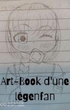 Art-Book d'une légenfan by minatoo_chan