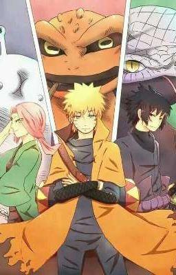 [Naruto]Họ là vợ của tôi!