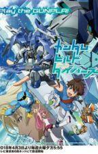 Gundam Build Divers: Battle Of Gunpla by Kaitou_Mighty_ZX
