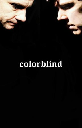 Colorblind (A Johnlock Fanfiction) by queen_mycroft