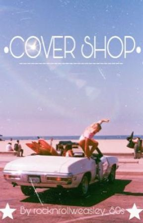 COVER SHOP  by edmund_checkthegate