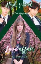 •High school love affair •(Hyunjin)(rosé)(lee know) by westandforstraykids_