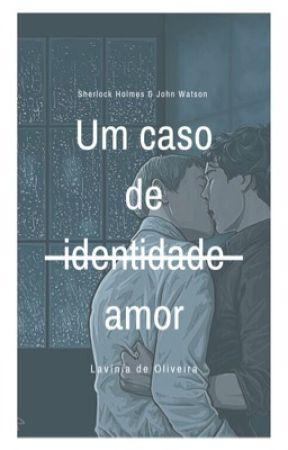 Um Caso de Amor by laviniioliveira