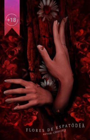 Flores de Espatódea | Reescrevendo by Chou-Fly
