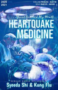 HeartQuake Medicine [WILL CONTINUE] cover