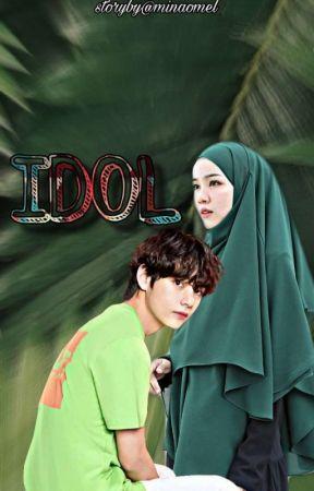 IDOL <BTS V FANFIC> ✔️ by lachimollla