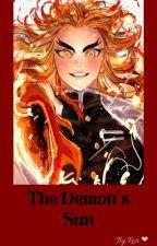 The Demon's Sun (Kyojuro Rengoku x OC) by FlameBaby_Kyokun
