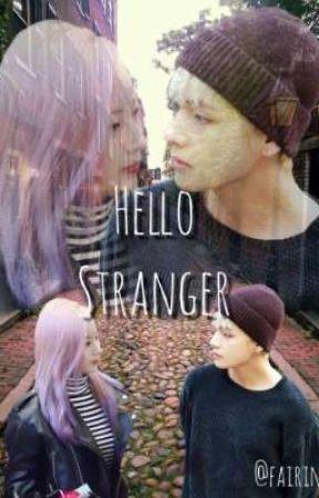 Hello Stranger by fla_rain