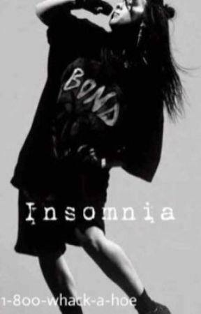 Insomnia // Billie Eilish by 1-800-whack-a-hoe