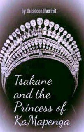 Tsakane and the Princess of KaMapenga by thesecondhermit