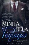 Minha Bela Tentação -Livro 4 Da Série: Babacas De Terno cover