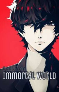 Back From Immortal World -3- cover