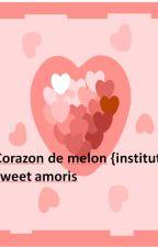 instituto sweet amoris {corazon de melon} by NicolleRubyUrbinaVil