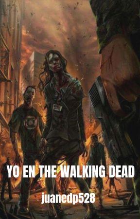 yo en the walking dead by juanedp528