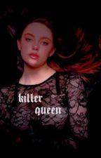 KILLER QUEEN (ꜰɪᴠᴇ ʜᴀʀɢʀᴇᴀᴠᴇꜱ) by peachyxxic