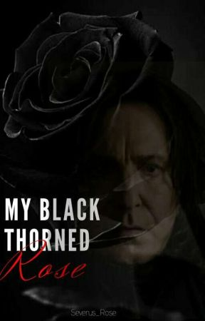 """My Black Thorned Rose"" by Severus_Rose"