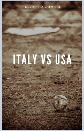 Italy vs Usa by WBabila42